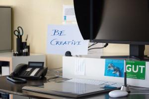 A kreativitás fontos!